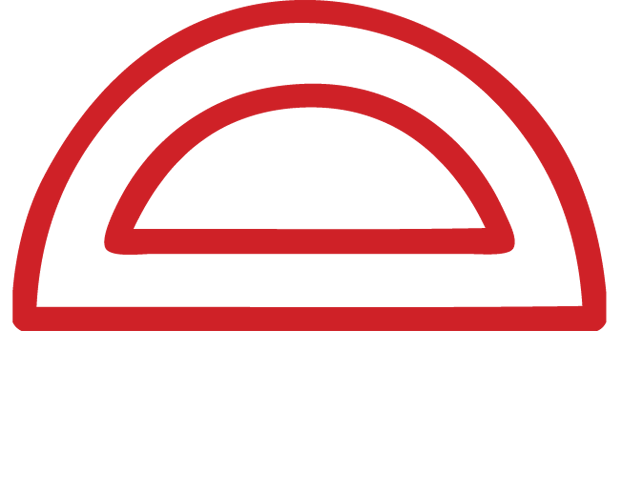 Protractor icon to illustrate how Roof Screens are engineered.